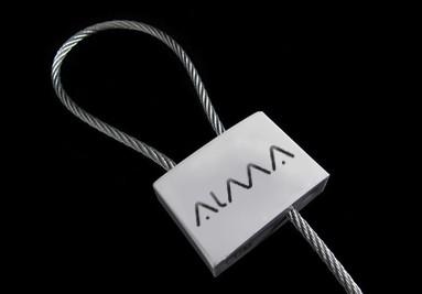 Scellés en câble métallique